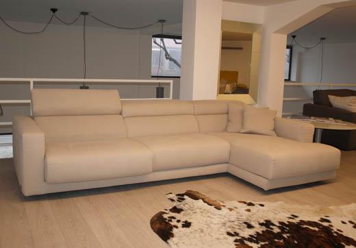 Promozione divano Busnelli, outlet divani moderni